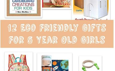 12 Eco Friendly Gifts for 5 Year Old Girls