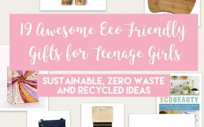 19 Awesome Eco Friendly Gift Ideas for Teenage Girls