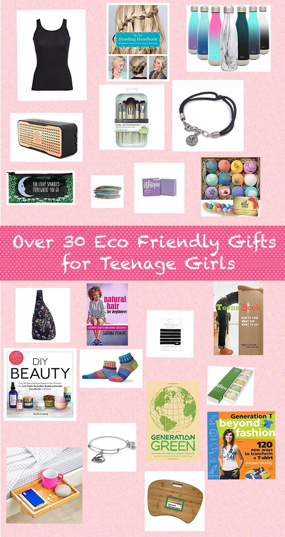 30 Awesome Eco Friendly Gift Ideas For Teenage Girls Better Gifts Guide
