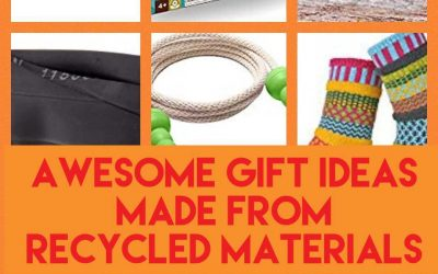Gifts Made From Recycled Materials