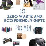 Zero Waste  And Eco Friendly Gifts for Men