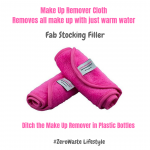 Make Up Remover Cloth – Stocking Filler for Zero Waste Lifestyle